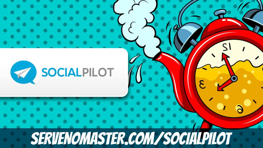 affiliate banner for social pilot animated