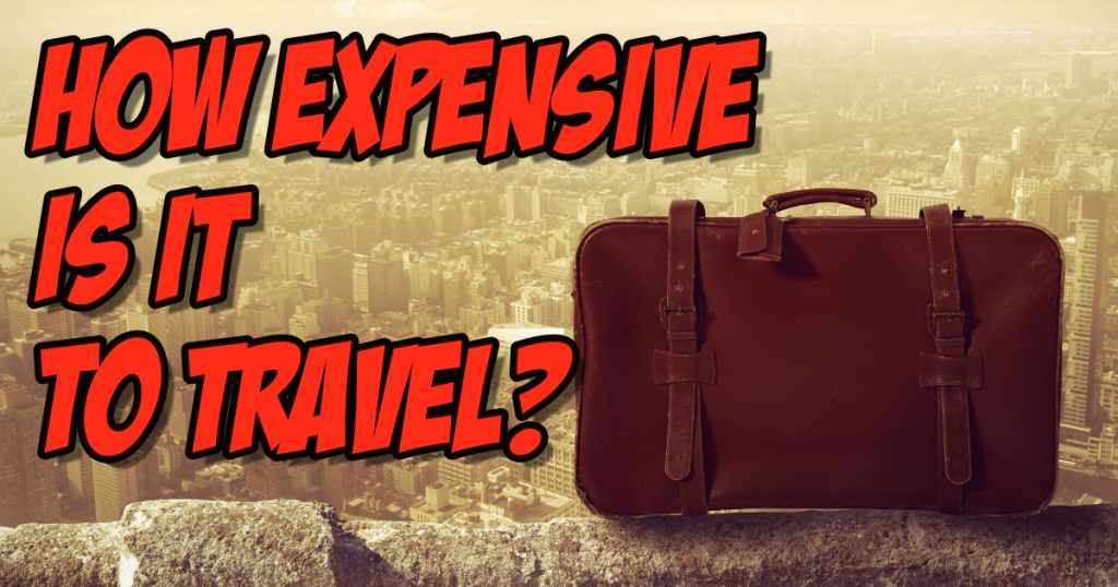 How expensive is it to travel 2