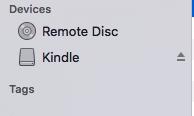 KindleMounted