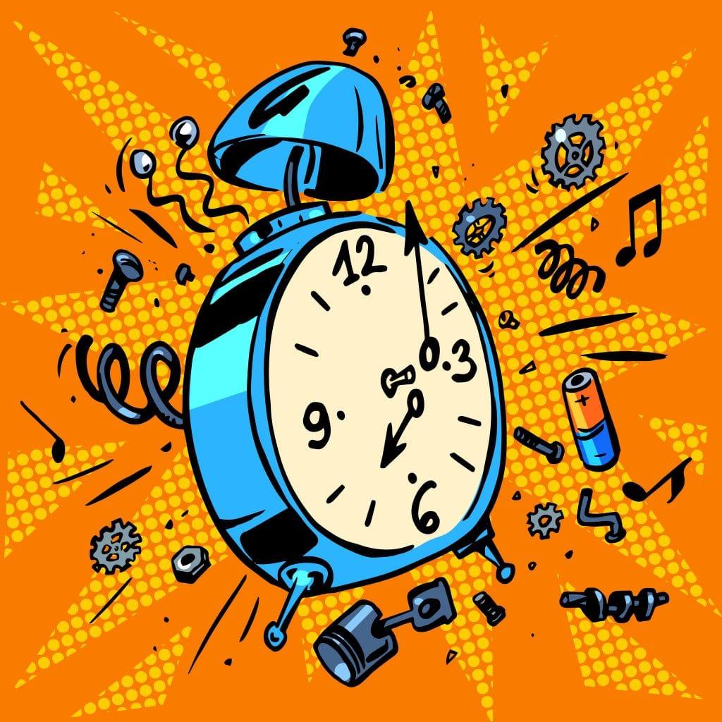 take control of time