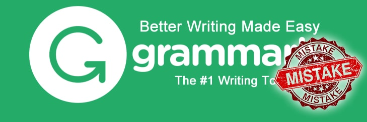 Grammarly Review - Grammarly makes mistakes