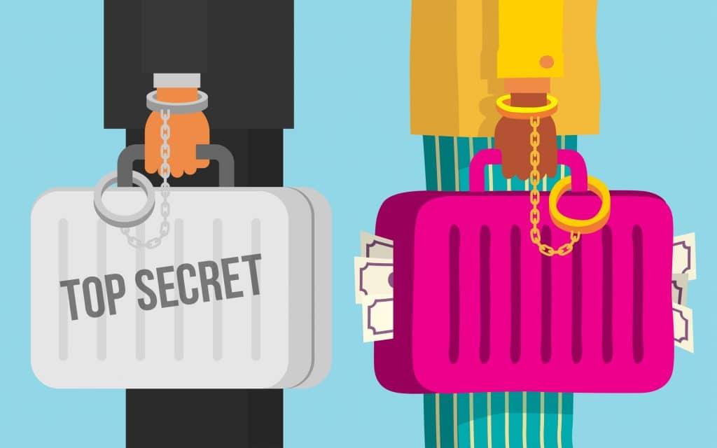 stop hiding secrets