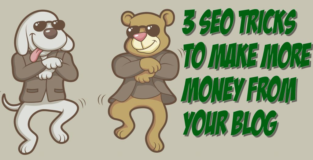 SNM064: 3 SEO Tricks to Make More Money From Your Blog 3