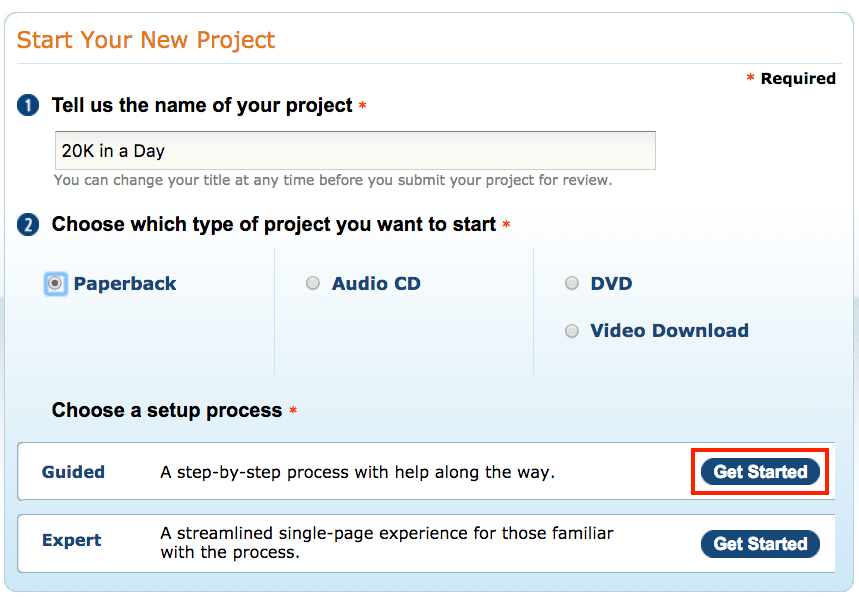 startyourcreatespaceproject