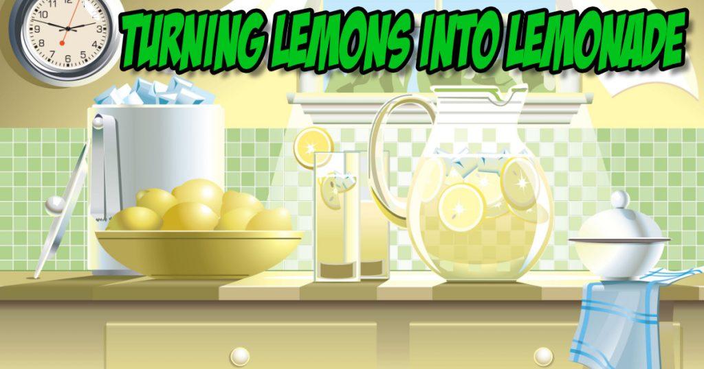make lemonade at home