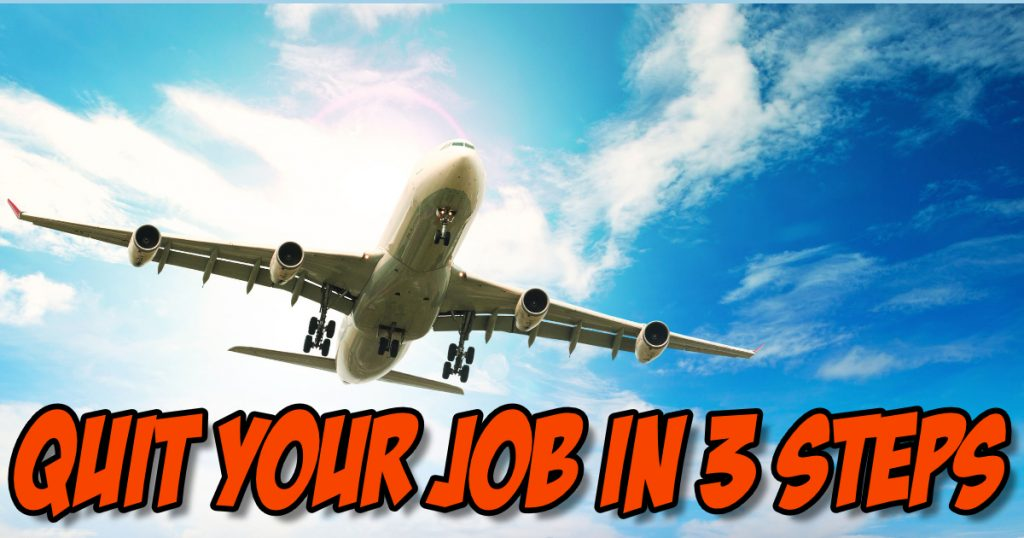 SNM079: Quit Your Job in 3 Steps 2