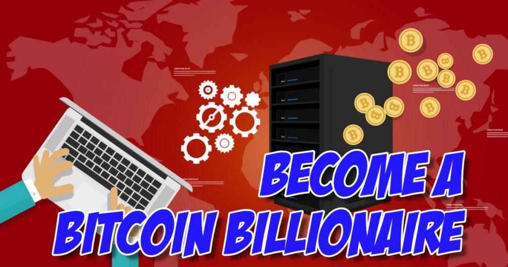 bitcoin billionaire animate illustration