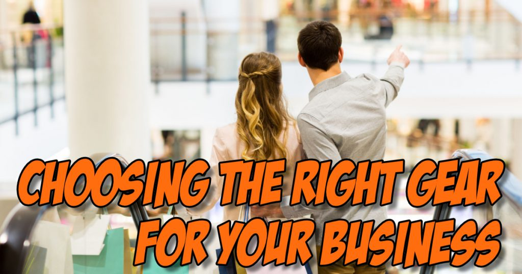 SNM096: Choosing the Right Gear for your Business 2