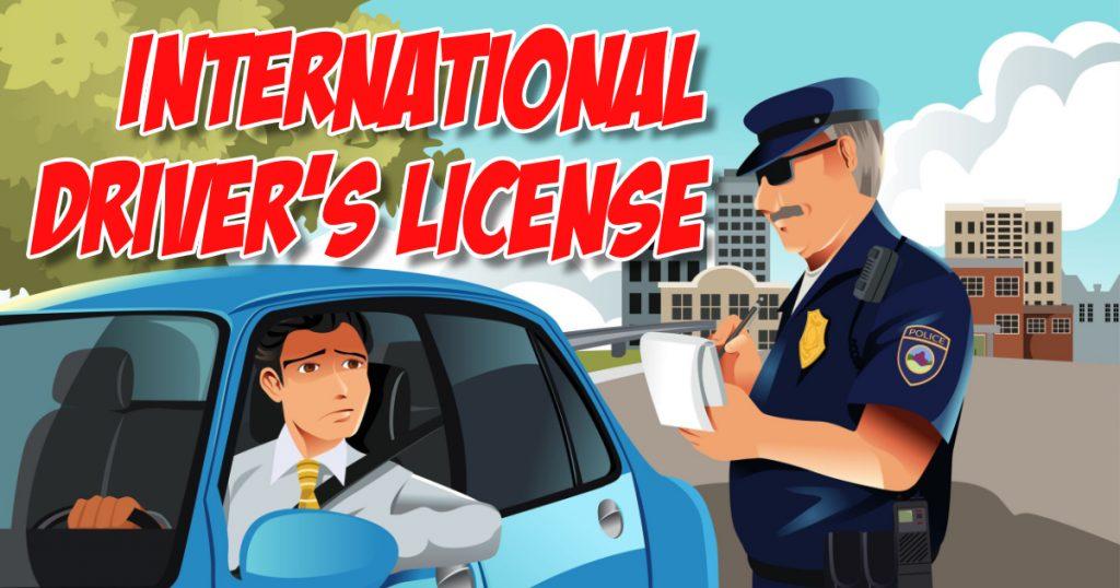 SNM095: International Driver's License 2