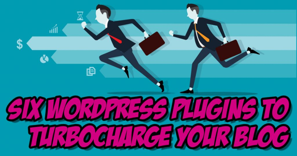 SNM106: Six Wordpress Plugins to Turbocharge Your Blog 1