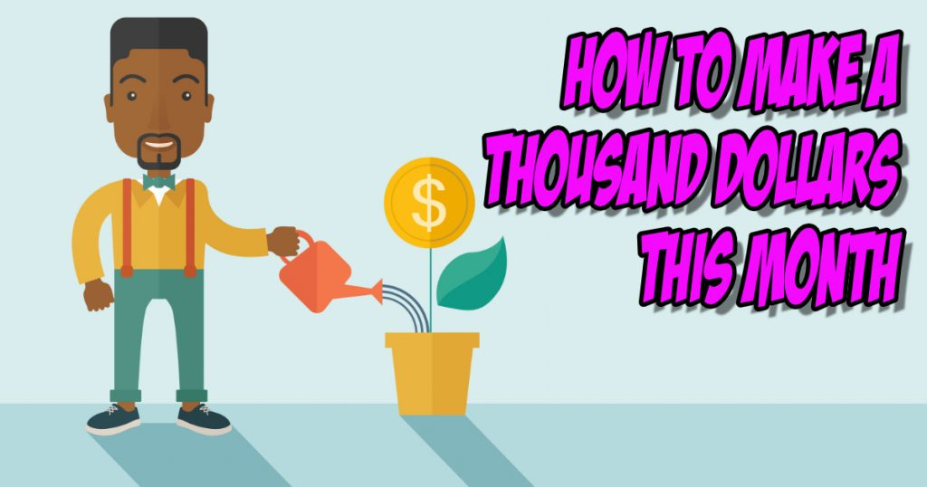 SNM114: How to Make A Thousand Dollars This Month 7