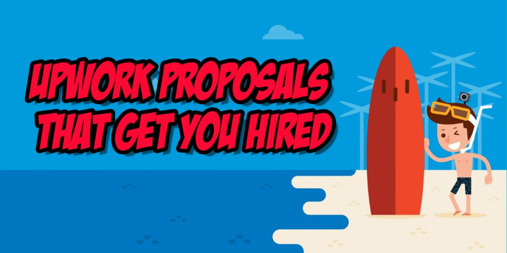 upwork proposals to get hired
