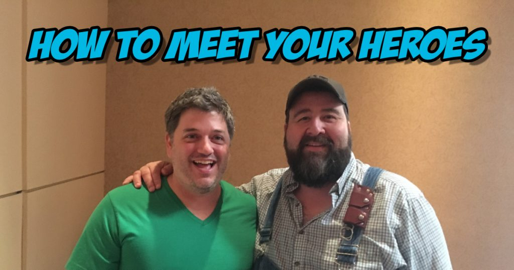 SNM138: How to Meet Your Heroes 5