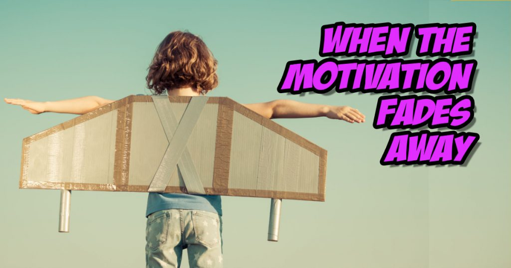 SNM130: When The Motivation Fades Away 1