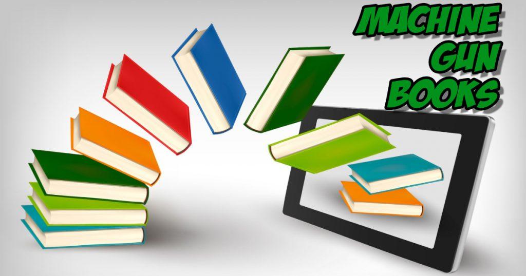 SNM140: Machine Gun Books 6