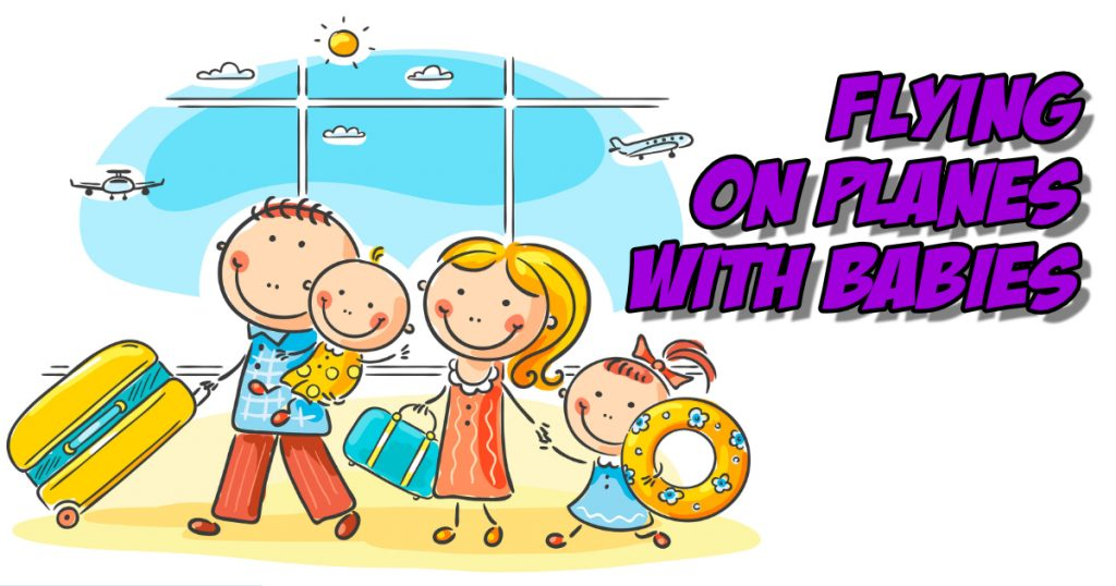 traveling with children family traveling animated illustration