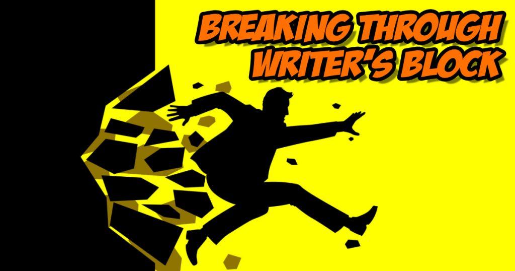 SNM149: Breaking Through Writer's Block 3