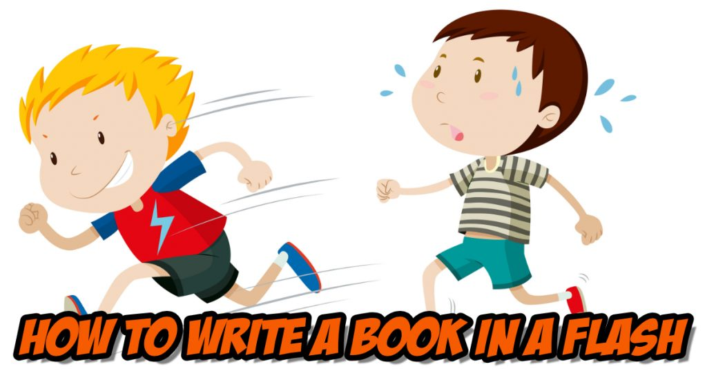 SNM152: How to Write a Book in a Flash 1