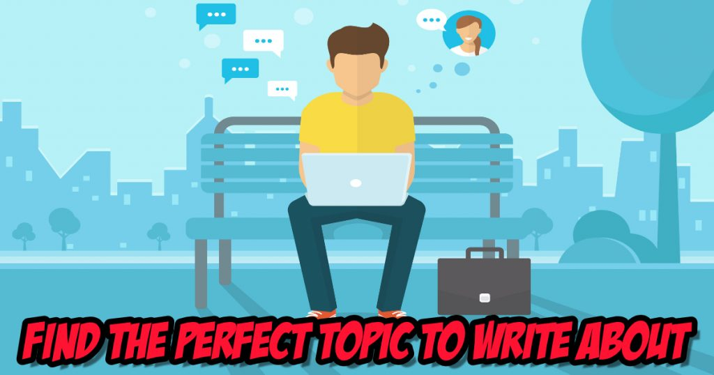 SNM153: Find the Perfect Topic to Write About 2