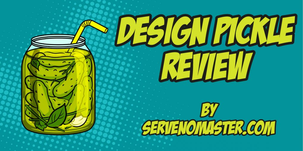 Jonathan Green Review of Design Pickle