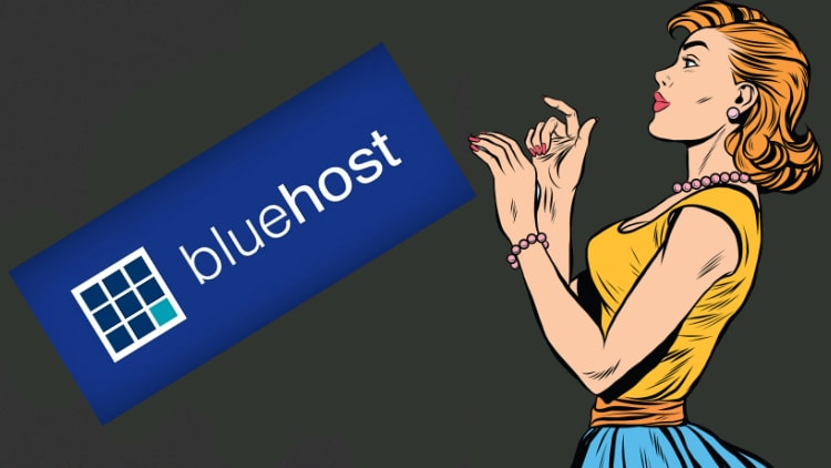 BlueHost by Serve No Master