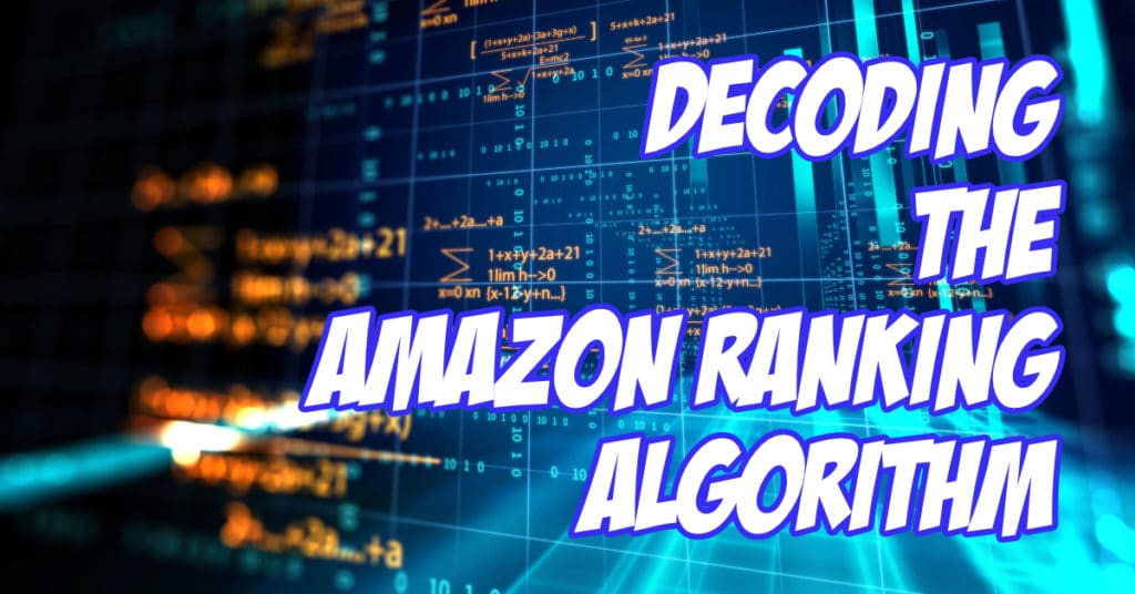 Amazon Kindle Ranking Factors