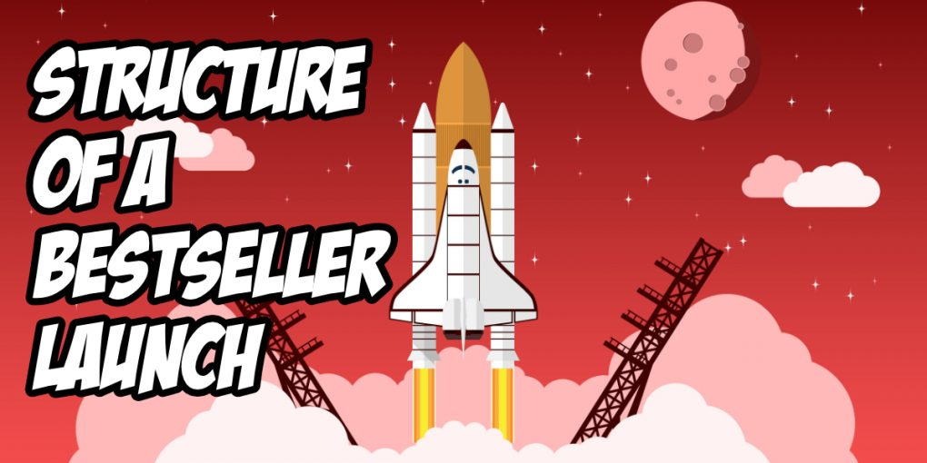 Steps to Launch a Bestseller On Amazon Kindle