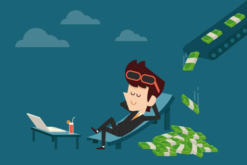 upwork passive income