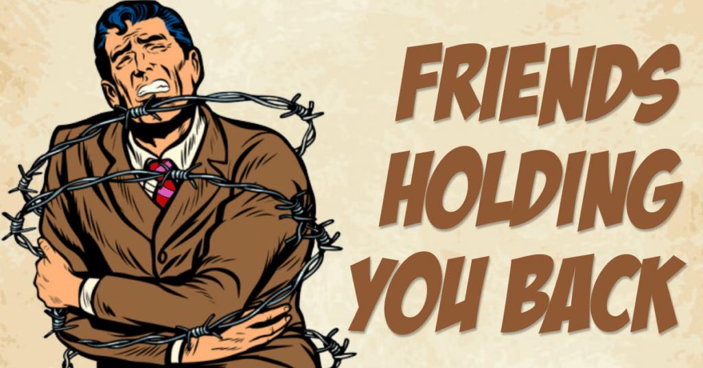 blog feature image serve no master affiliate blog friends holding you back