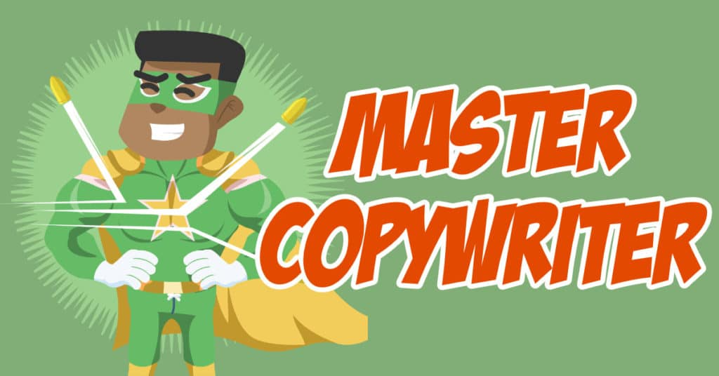 How to Become an Amazing Copywriter Without Paying a Cent animated illustration