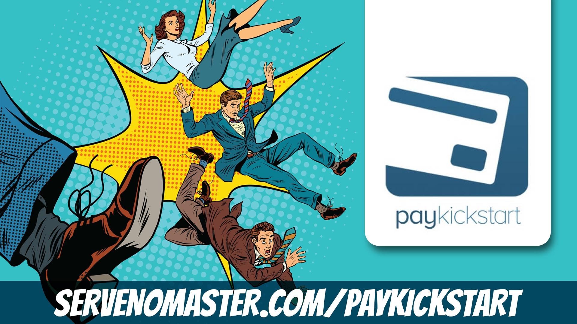 paykickstart checkout cart illustration
