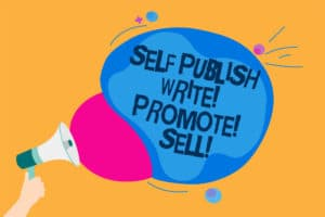 how to self publish a book