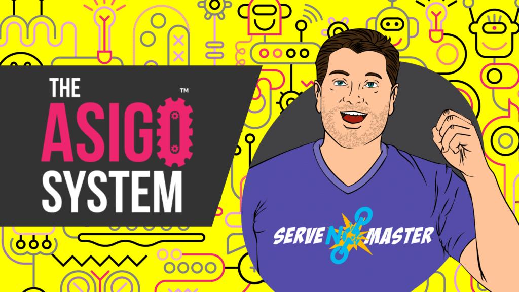 the asigo system review servenomaster
