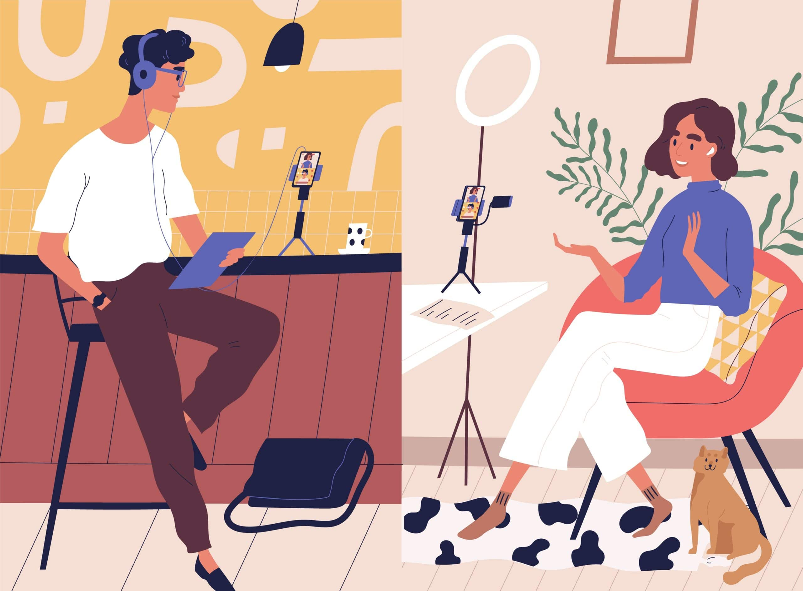 blog interview