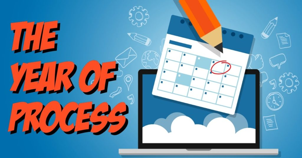the processes of successful business
