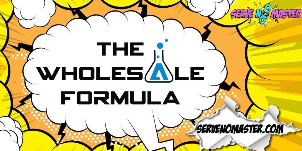 Wholesale Formula Review