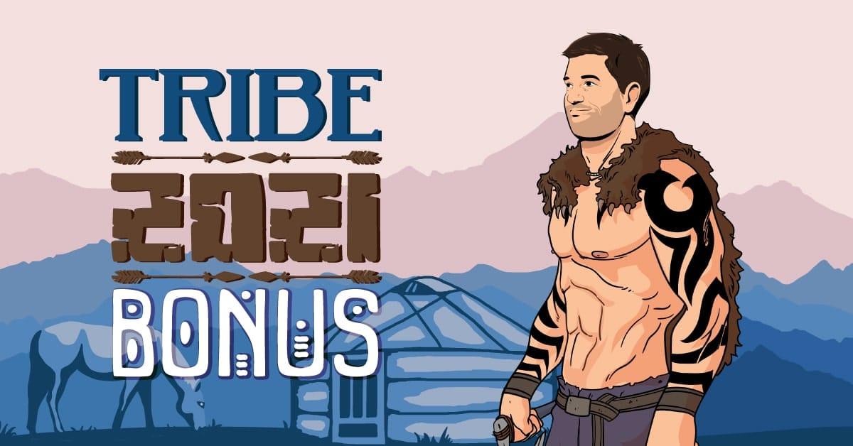 Tribe Bonus 2021 by Jonathan Green
