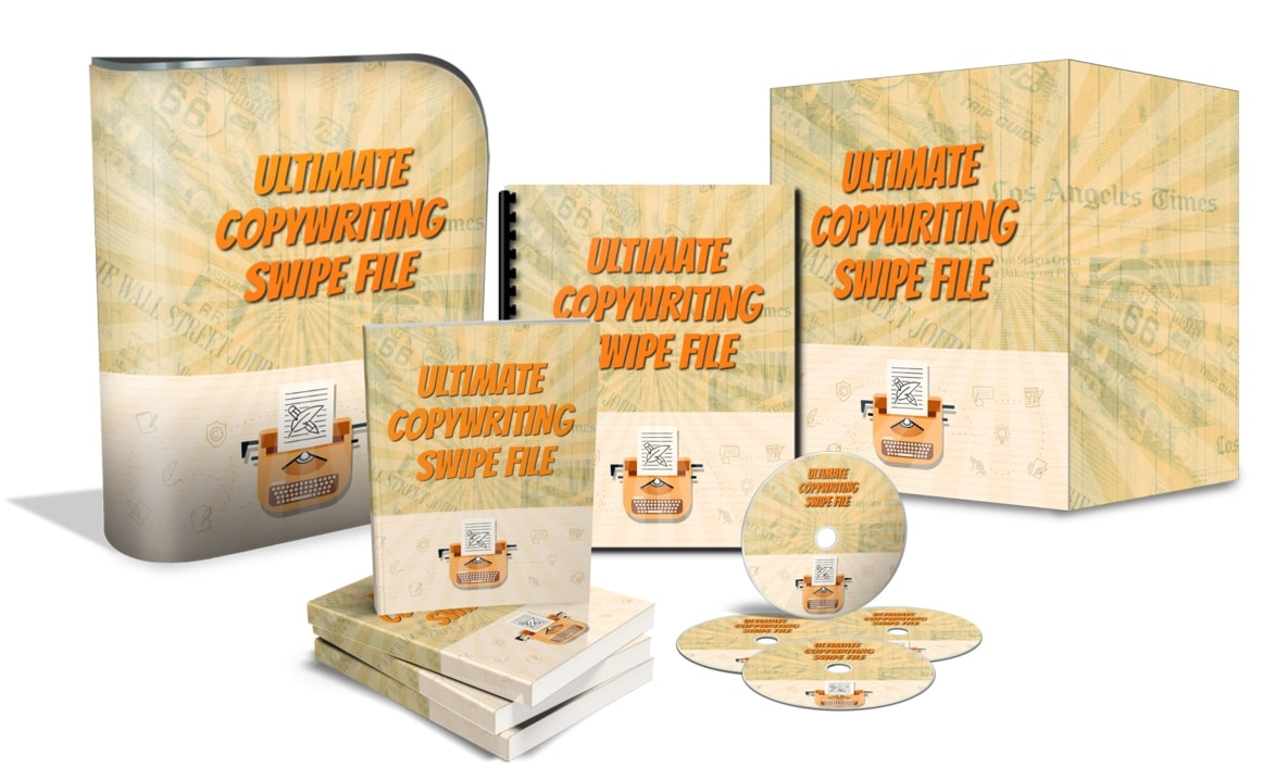 Ultimate Copywriting Swipe File