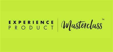 Experience Product Masterclass Bonuses