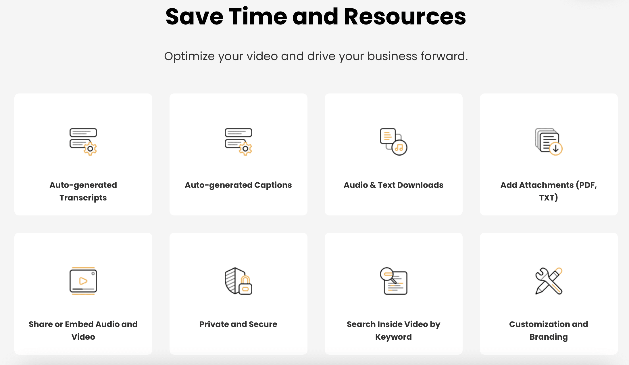 Save Time and Resources-Searchie Review