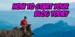 5 Easy Steps on How to Start Your Blog